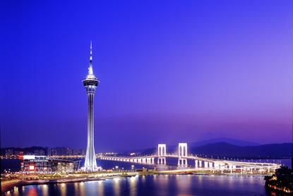 Macau-skyline